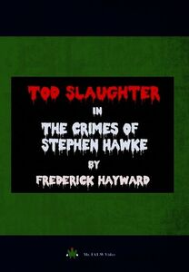 Crimes of Stephen Hawke