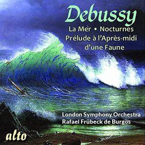 La Mer /  Nocturnes /  Prelude a L'apres-Midi D'une