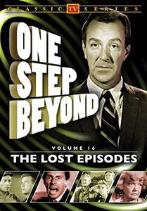 One Step Beyond, Vol. 16 (The Lost Episodes)