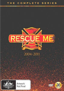 Rescue Me: The Complete Series 2004-2011 [Import]