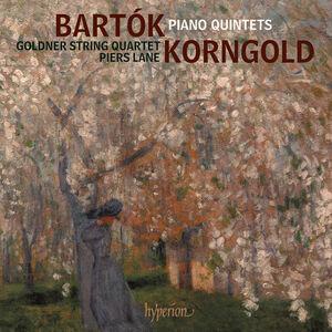 Bartok & Korngold: Piano Quintets