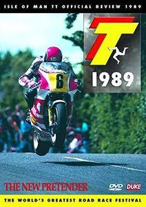 1989 Isle Of Man Tt Review: The New Pretender