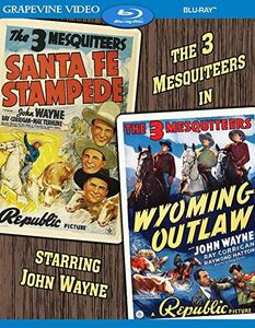 Santa Fe Stampede: Wyoming Outlaw