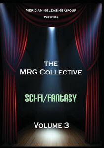 The Mrg Collective Sci-Fi Fantasy, Vol. 3