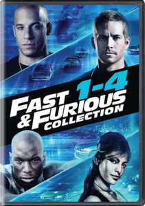 Fast & Furious Collection: 1-4
