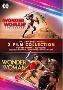 Wonder Woman: Bloodlines /  Wonder Woman: 2-Film Collection