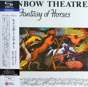Fantasy Of Horses (Remaster - Paper Sleeve - SHM-CD) [Import]