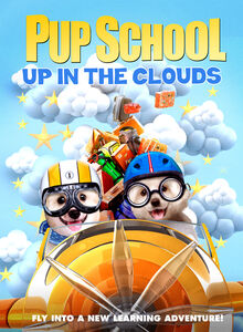 Pup School: Up In The Clouds