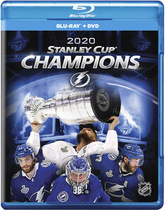 Tampa Bay Lightning 2020 Stanley Cup Champions