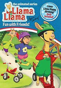 Llama Llama: Fun With Friends [With Happy Bday Llama Llama Book]