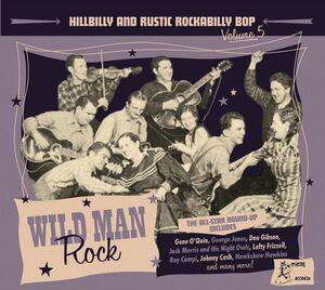 Wild Man Rock (Various Artists)