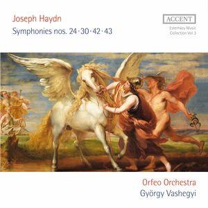 Symphonies 24 30 42 43