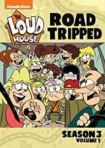 The Loud House: Road Tripped - Season 3, Vol. 1