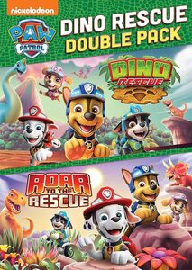 Paw Patrol: Dino Rescue Double Pack