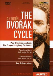 The Dvorák Cycle: Volume 3