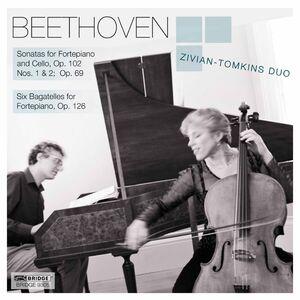 Sonata in C Major for Fortepiano and Cello