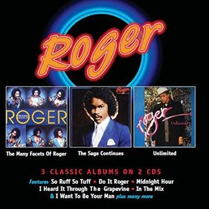 Many Facets of Roger /  Saga Continues /  Unlimited [Import]