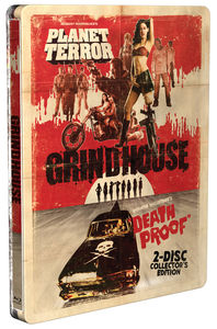 Grindhouse (Planet Terror /  Death Proof) (Steelbook)