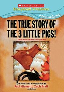 The True Story Of The Three Little Pigs! And More Animal Adventures