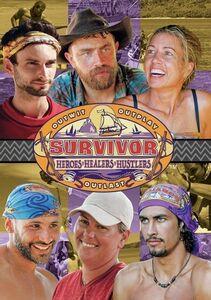 Survivor: Heroes Vs. Healers Vs. Hustlers (Season 35)