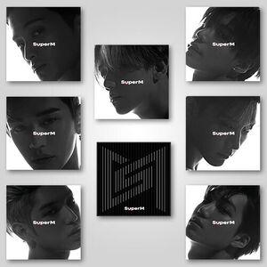 Superm Mini Album Bundle