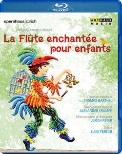La Flute Enchantee Pour Enfants