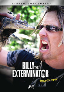 Billy The Exterminator: Season 5