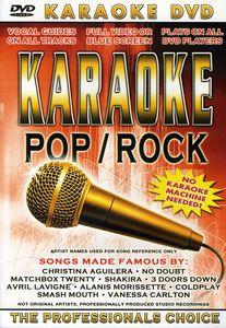 Karaoke: Pop/ Rock