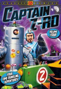 Captain Z-ro: Volume 4