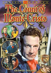 The Count Of Monte Cristo, Vol. 10