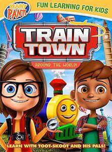 Train Town: Around The World