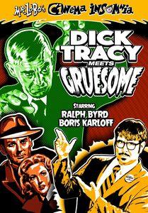 Mr Lobo's Cinema Insomnia: Dick Tracy Meets Gruesome