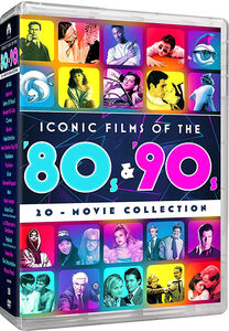Iconic Films of the '80s & '90s: 20-Movie Collection