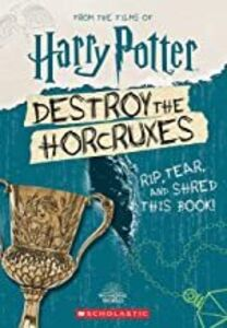 HARRY POTTER DESTROY THE HORCRUXES
