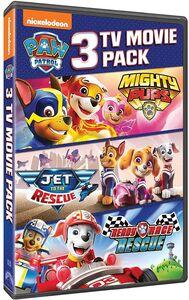 Paw Patrol: 3 TV Movie Pack