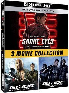 G.I. Joe: 3-Movie Collection