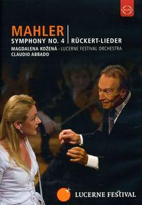 Symphony 4 /  Ruckert Lieder