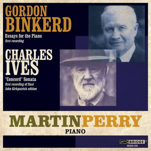 Martin Perry Performs Binkerd & Ives