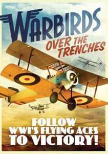 War Birds Over the Trenches