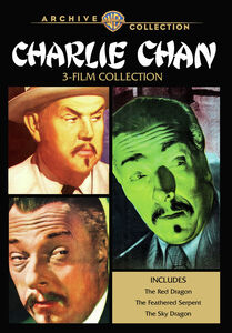 Charlie Chan 3-Film Collection
