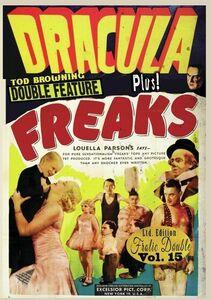 Dracula /  Freaks