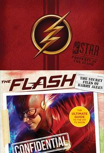 FLASH THE SECRET FILES OF BARRY ALLEN