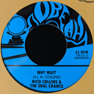 Why Wait /  Waiting In The Park