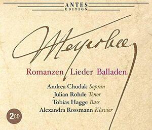 Romanzen & Lieder & Balladen