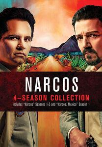 Narcos: 4-Season Collection
