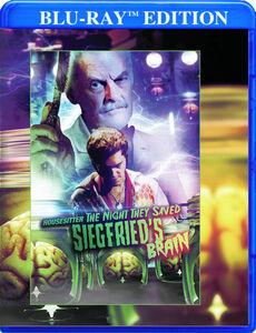 Housesitter: The Night They Saved Sigfried's Brain