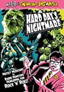 Mr Lobo Cinema Insomnia: Hard Day's Nightmare