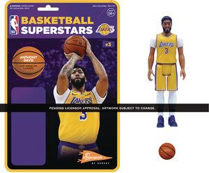 NBA REACTION FIGURE - ANTHONY DAVIS (LAKERS)