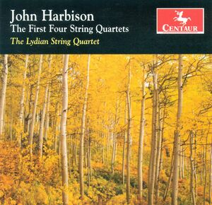 First Four String Quartets