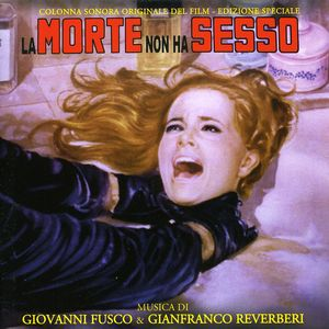 La Morte Non Ha Sesso (A Black Veil for Lisa) (Original Motion Picture Soundtrack) [Import]